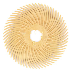 "3M Radial Bristle Disc 2"" Polish 1, 6 Micron"