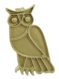 "2 1/4"" Inlay Owl"
