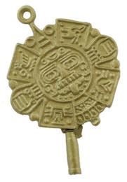 "1 1/4"" Aztec Calendar"