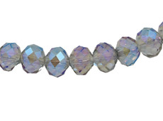 Alexandrite AB Color 8 MM Rondelle Faceted