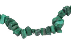 Malachite Chips 34""