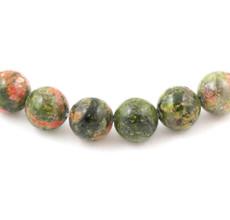 Unakite Beads 8 MM