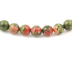 Unakite Beads 6 MM