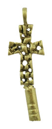 "1"" Nugget Cross"