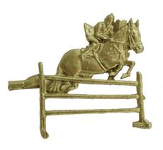 "1 1/4"" Jumping Horse"