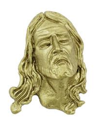 """1 1/8"""" Christ Face"""