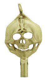 """1 3/8"""" Egyptian Skull"""