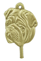 "1 1/2"" Bulldog Head"