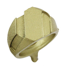 """1/2"""" Diagonal Channel Ring"""