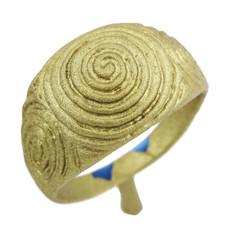 """1/2"""" Spiral Ring"""