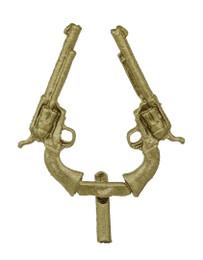 """1 1/8"""" Cowboy Revolver Long Barrel"""