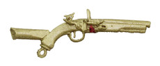 """1 1/4"""" Flintlock Pistol"""