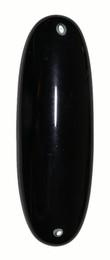 Black Onyx Oval Cabochon 51 x 17 mm