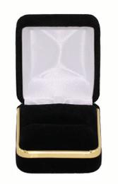 Velour Ring Box