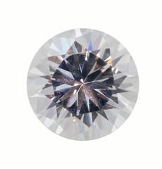 1.25 mm Round Cubic Zirconia (CZ's) 10 Pcs