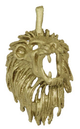 "1 1/2"" Lion Head Side Profile"