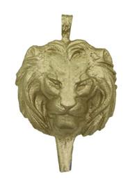 """1 1/2"""" Lion Face"""