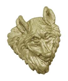 "7/8"" Wolf Head"