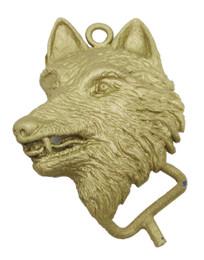"2 1/4"" Wolf Head"