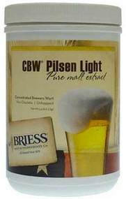 Briess Pilsen Light Canister 3.3 Lb