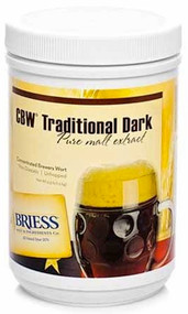 Briess Traditional Dark Canister 3.3 Lb