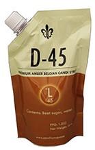 D45 Belgian Candi Syrup 45 Lovibond 1 Lb Pouch