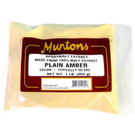 Muntons 1 Lb Plain Amber Spray Dried Malt Extract