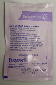 Safbrew WB-06 Dry Wheat Beer Yeast 11.5 Grams