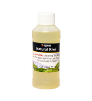 Natural Kiwi Flavoring Extract 4 Oz