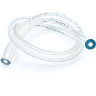 "3/16"" Id X 7/16"" Od Thick-Wall Clear Tubing - Per Foot"