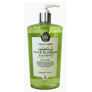 Morlage and Yorke Olive Blossom and Patchouli Hand Wash 500 ml