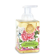 Peony Foaming Hand Soap by Michel Design Works
