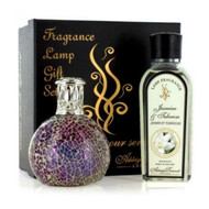 Ashleigh and Burwood - Pearlscence with Jasmine Tuberose Fragrance Lamp