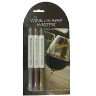 Wine Glass Writer Pens