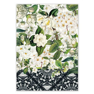 Bouquet Tea Towel by Michel Design Works