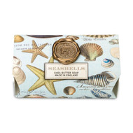 Seashells Large Bath Soap by Michel Design Works