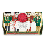 Nutcracker Large Bath Soap by Michel Design Works