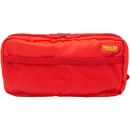 Red - Lapoche Travel Toiletry Organiser Small