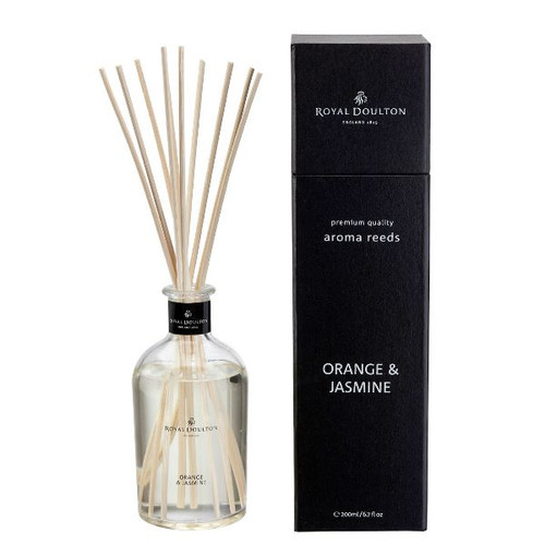 royal doulton reed diffuser orange and jasmine