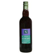 Old Oak Tawny from St Anne's winery - aged in french oak barrels