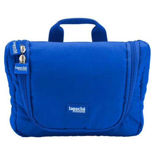 Lapoche Travel Toiletry Organiser - Blue