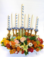 Chanukah Center Piece