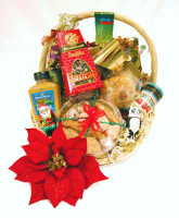 Holiday Medium Gourmet Basket