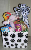 Puppy's Own Gift Basket