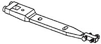50-712 HUSKY II END LOAD ARM