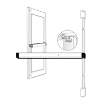 "8200 SERIES 36"" SURFACE VERTICAL ROD EXIT DEVICE ADAMS RITE"