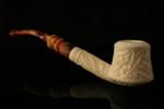 Venedian Multi Stem Block Meerschaum Pipe by Emin 7830