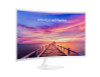 """Samsung 32"""" Curved monitor (white) LC32F391FWUXEN"""