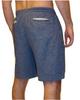 BANGLER: Classic blue shorts back