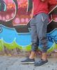 Classic Grey Sweatpants